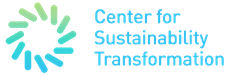 Center for Sustainability Transformation Logo